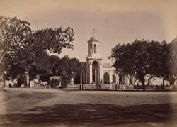 St John's Church, Secunderabad.